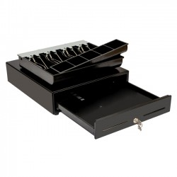 Cash drawer with...